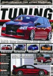 TUNING Magazin 200906