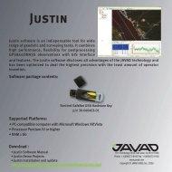 Justin - GeoSense