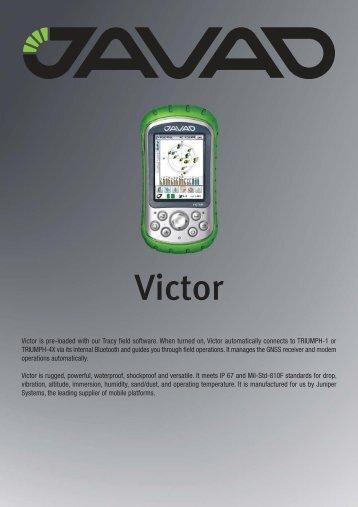 Victor - GeoSense