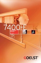 Download pdf 7400-E - Goelst