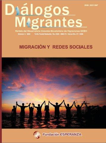 La migración: un derecho humano - Observatorio de Migraciones