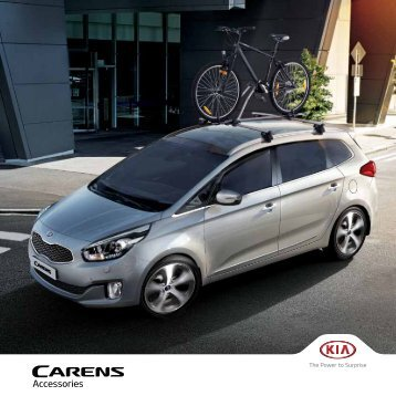 Kia Carens Accessories