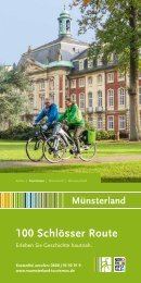 Katalog 100 Schlösser Route Münsterland