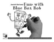 Download the PDF - Jewish National Fund