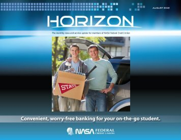 Convenient, worry-free banking for your on-the-go student.