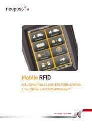 Fiche produit Mobile RFID - Neopost ID