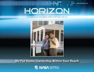 We Put Home Ownership Within Your Reach - NASA Federal Credit ...