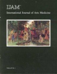 IJAM Vol 2 No. 1 - Barcelona Publishers