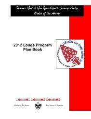Team Member Book Cover - Rocky Mountain Council