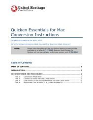 Excel to QIF data conversion for Money & Quicken - XL2QIF - Chez