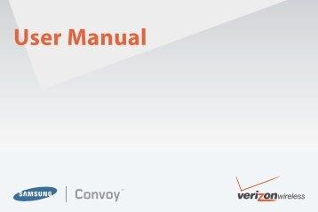 User Manual Manual d - Compare Cellular