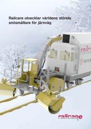 Teknisk broschyr om SR700 - AktieTorget