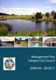 This is the Lithgow City Council Style Guide, a resource created to ...