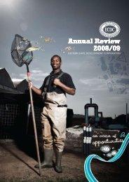 Annual Review 08-09 - Eastern Cape Development Corporation