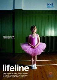 pdf Annual Report 2002-2003 - Scottish National Blood Transfusion ...
