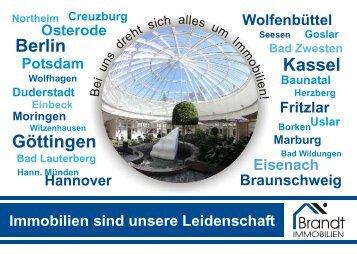 Ihr Eigentum effektiv vermarkten - Brandt Immobilien GmbH