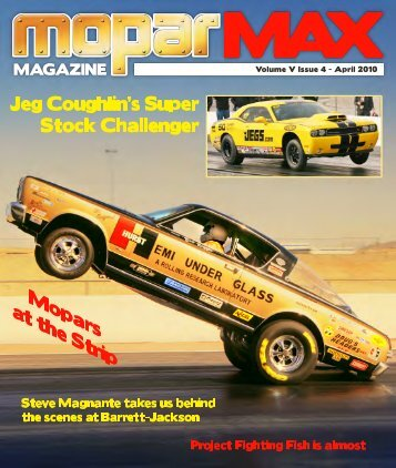 Print This Issue! - Mopar Max Magazine