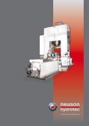 Hydraulische Pressen -  Deutsch - neuson hydrotec GmbH