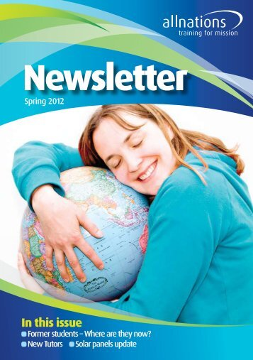 Newsletter - Nations Christian College
