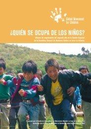 Informe en PDF - Red por los derechos de la infancia