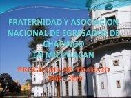 PROGRAMA ANECH- FRAT MICH.pdf - Asociación Nacional de ...