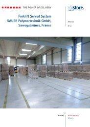 (EN): SAUER Polymertechnik ... - viastore
