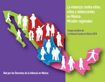 La violencia contra niños, niñas y adolescentes en México