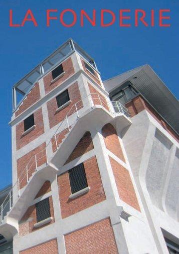LA FONDERIE - Mongiello & Plisson / Architectes Colmar