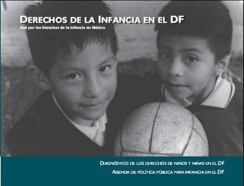 agenda de política pública para infancia en el df - Cátedra Unesco ...