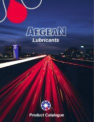 Download the Pdf Version of our Brochure - Aegean