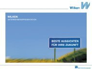 daten und fakten - Wilken GmbH
