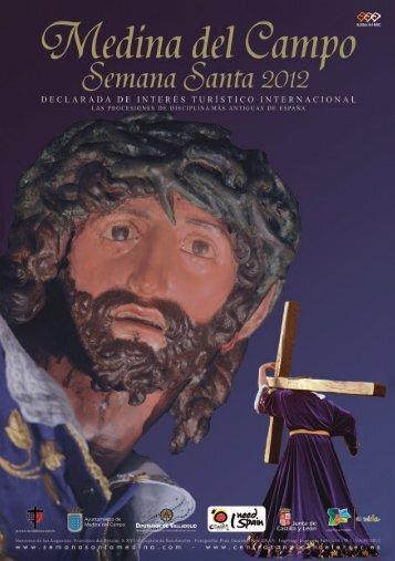 programa de Semana Santa 2012 de Medina del Campo