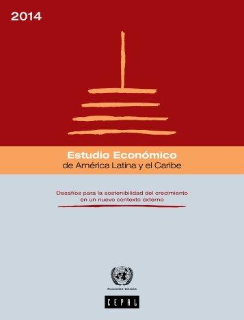 Estudio Económico de América Latina y el Caribe 2014