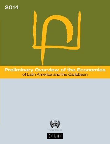 Preliminary Overview of the Economies of Latin America and the Caribbean 2014