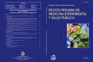 2005 - Instituto Nacional de Salud