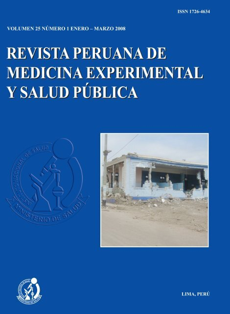 Revista Peruana De Medicina Experimental Y Salud Pasblica