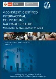 Versión en PDF - Instituto Nacional de Salud
