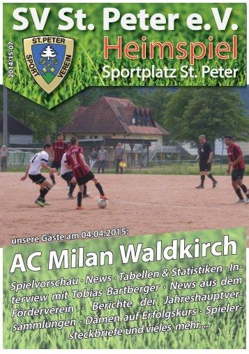 SVS-Heimspiel 2014/15-07