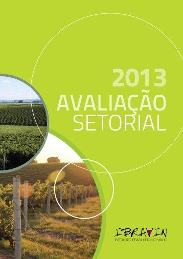 Avaliação Setorial 2013 - Ibravin