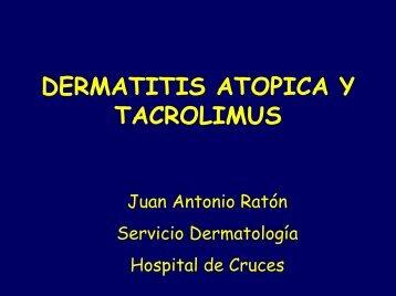 tacrolimus topico
