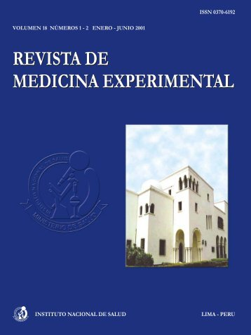 2DA REVISTA - Instituto Nacional de Salud