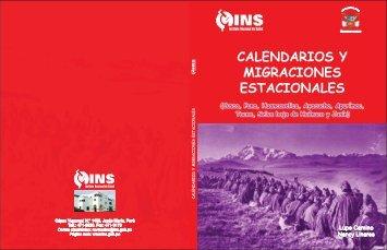 calendarios y migraciones estacionales - BVS - INS - Instituto ...