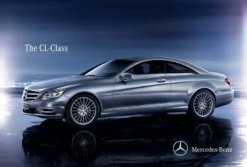 The CL-Class - Mercedes-Benz