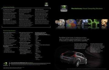 Revolutionary Visual Computing Solutions