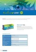 Catalogue lentilles de contact 2013-2014 - techno-lens sa - Page 4