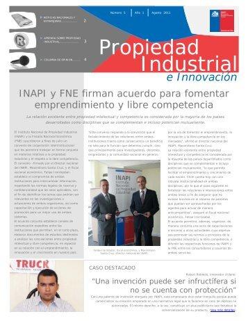agosto 2011 - Inapi