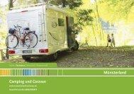 Camping und Caravan im Münsterland