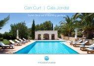Can Curt | Cala Jondal - MiCasaTuCasa Ibiza