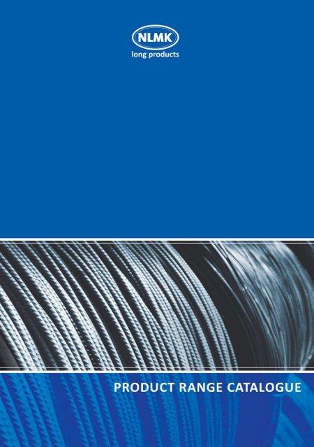 Long poducts catalogue - NLMK Group