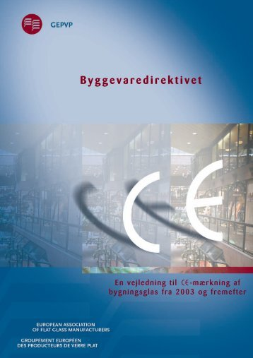 Byggevaredirektivet - Glass for Europe